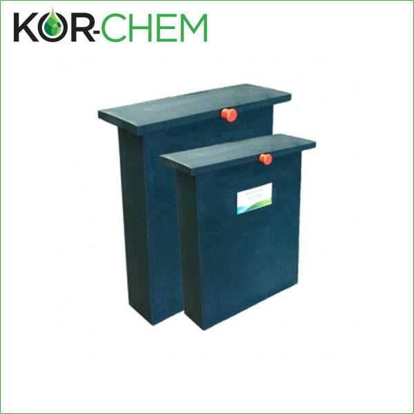 Kor-Chem Dip Tank Reclaiming Systems.