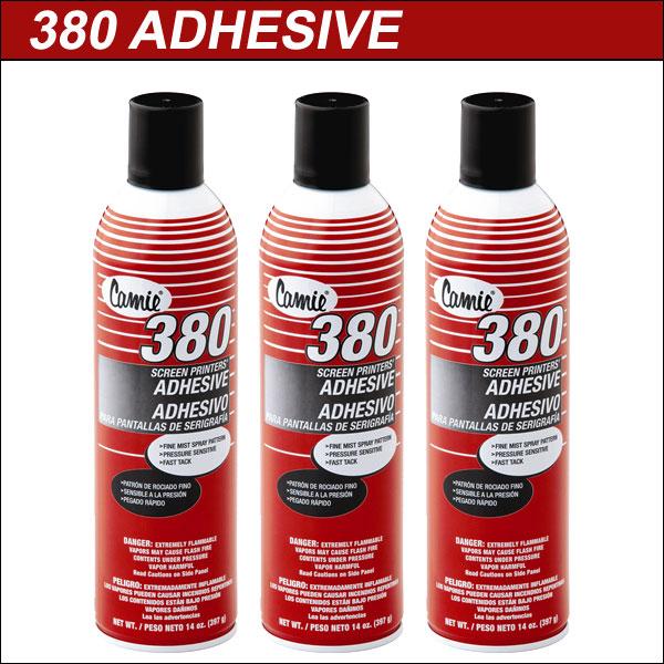 Camie 380 Adhesive
