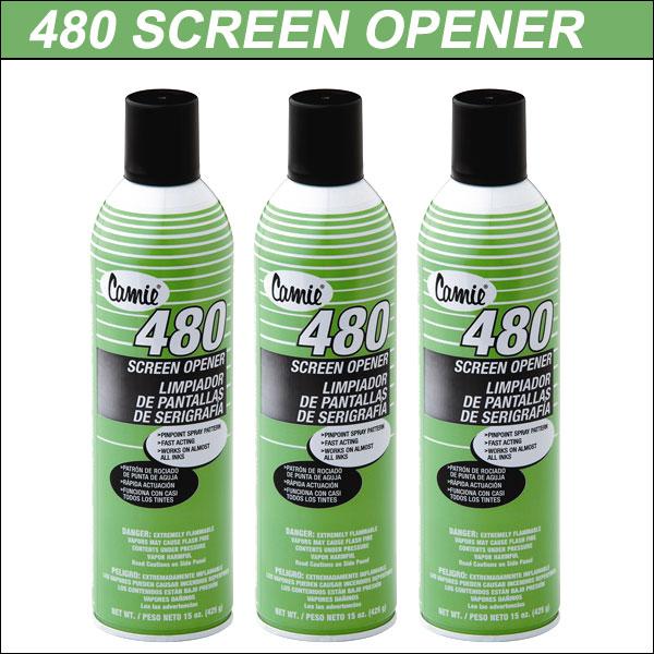 Camie 480 Screen Opener