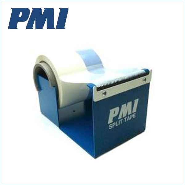 PMI Blue Dispenser.