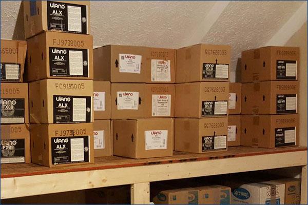 Ulano Inventory!