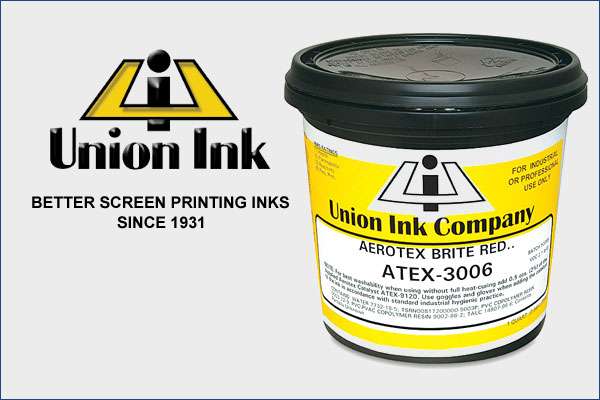 Union Ink - Better Screen Printing Inks Since 1931!